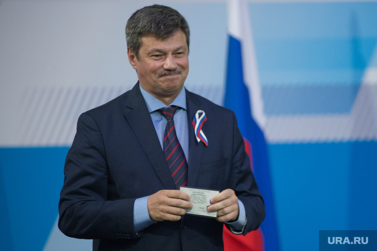 Съезд Почётных граждан Урала в ЭКСПО. Екатеринбург