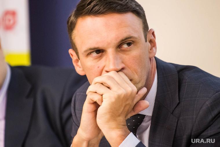 Начальник управления потребительского рынка Тюменской области Андрей Пантелеев. Тюмень