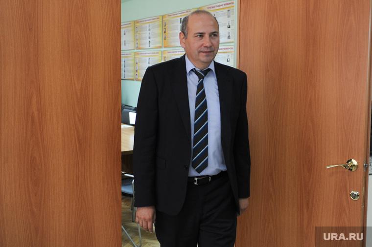 Заседание совета депутатов Центрального района. Челябинск