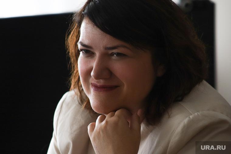 Интервью с ректором Курганского государственного университета Дубив Надеждой. Курган
