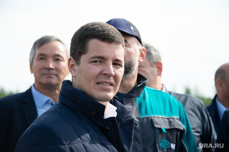 Артюхов и Моор посетили Надым
