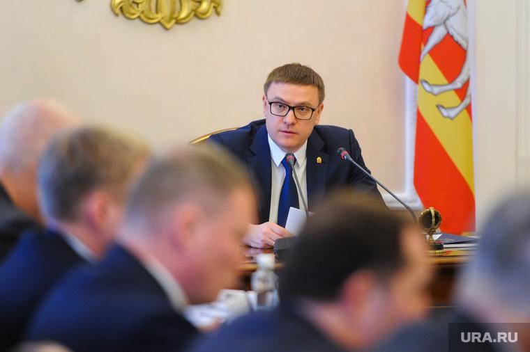 Совещание по теме: «Текущее состояние и развитие жилищного строительства в Челябинской области». Челябинск