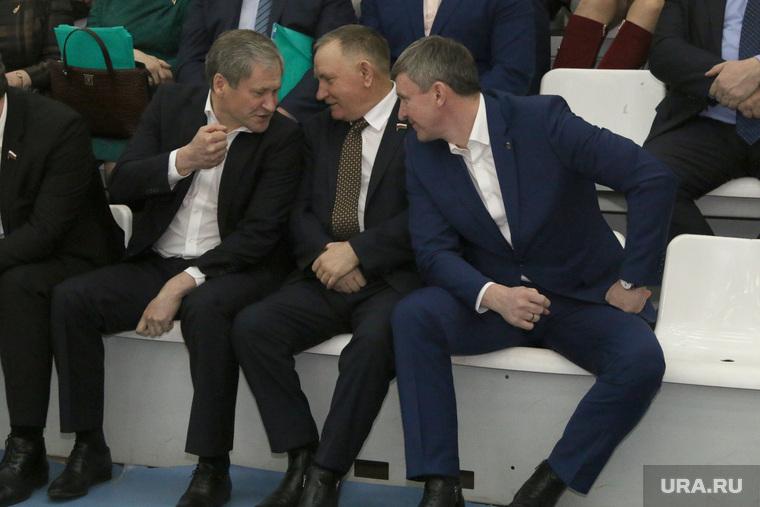 Конференция Единой России.Курган