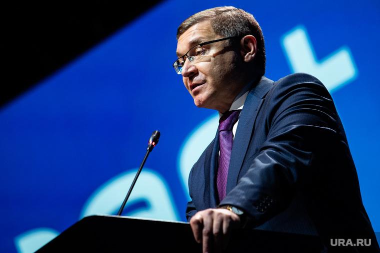 Международный форум высотного и уникального строительства «100+ Forum Russia». Екатеринбург