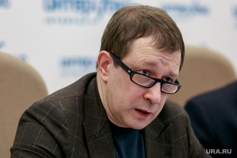 Пресс-конференция Алексея Чеснакова в Интерфаксе. Москва