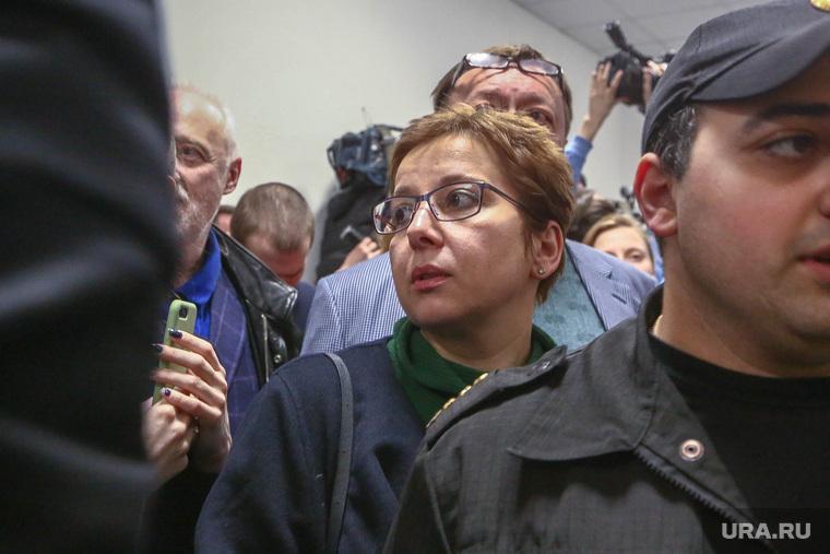 Избрание меры пресечения Абызову в Басманном суде. Москва