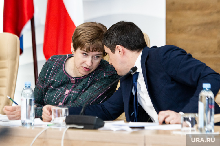 Заседание правительства Пермского края февраль 2020. г. Пермь.