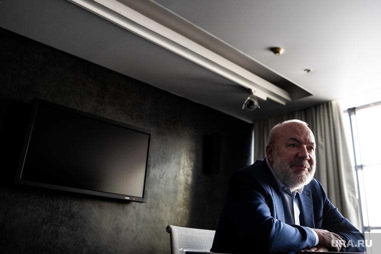 Интервью с Павлом Крашенинниковым. Екатеринбург