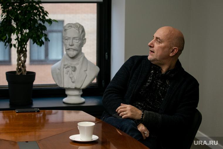 Захар Прилепин, интервью. Москва