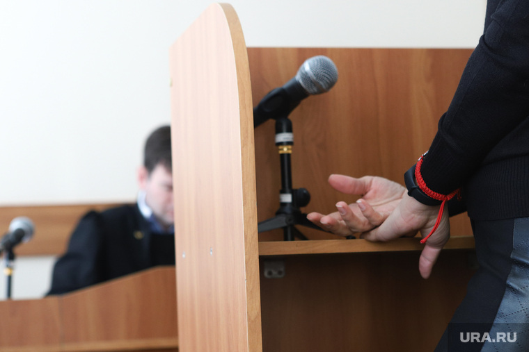 Судебное заседание по уголовному делу Ванюкова Романа. Курган
