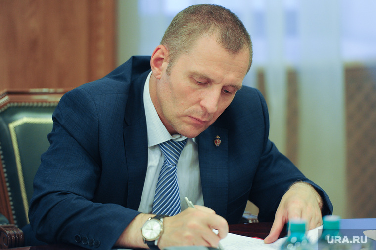 Совещание по Гринфлайт в обладминистрации Челябинск