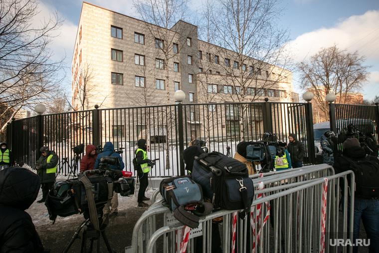 Обстановка у Бабушкинского суда. Москва