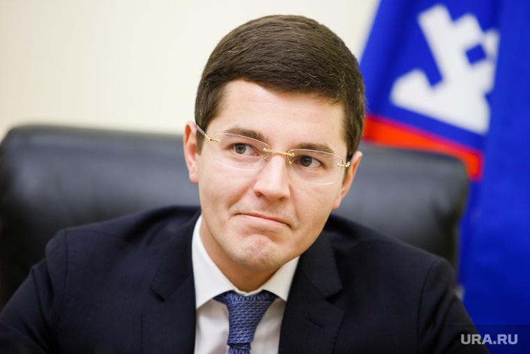 Дмитрий  Артюхов, заместитель губернатора ЯНАО по экономике. Салехард