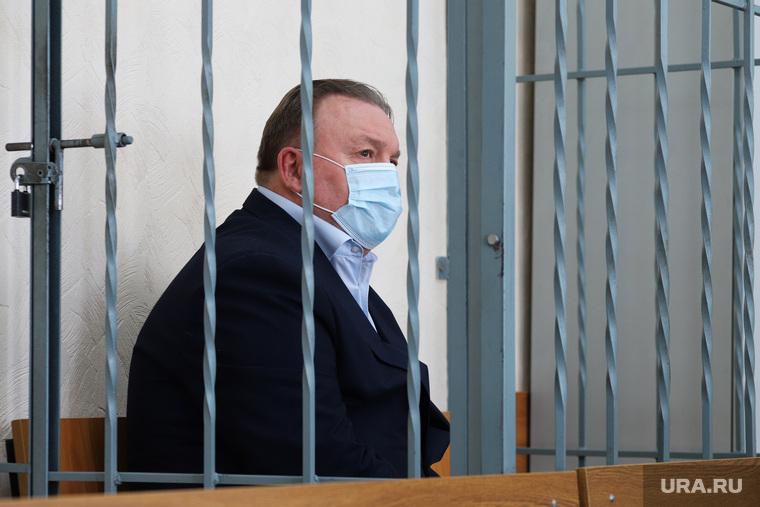 Судебное заседание по избранию меры пресечения для Молчанова Олега. Курган