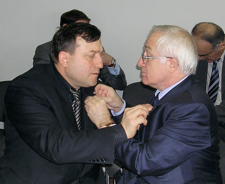 Залзаев Замбек