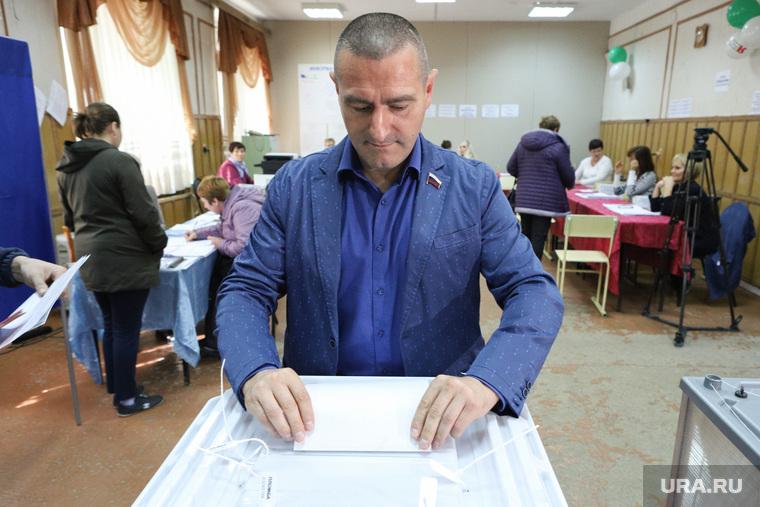 Выборы в Кургане. Первые лица. Курган