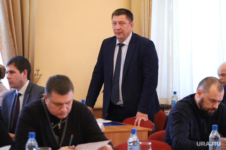 Заседание Административной комиссии. Курган