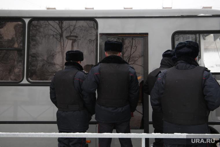 Митинг в поддержку Алексея Навального. Пермь