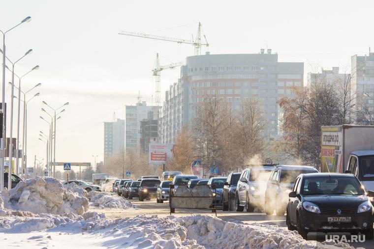 Новостройки. Нижневартовск