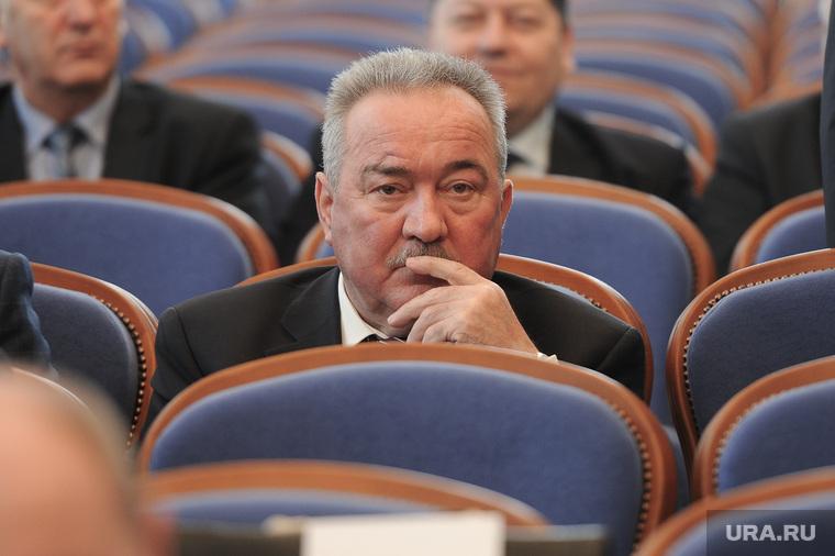 Заседание правительства Челябинской области с главами муниципалитетов. Челябинск.