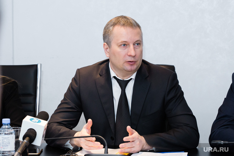 Заседание комиссии по выбору руководителя управления физической культуры и спорта. Сургут