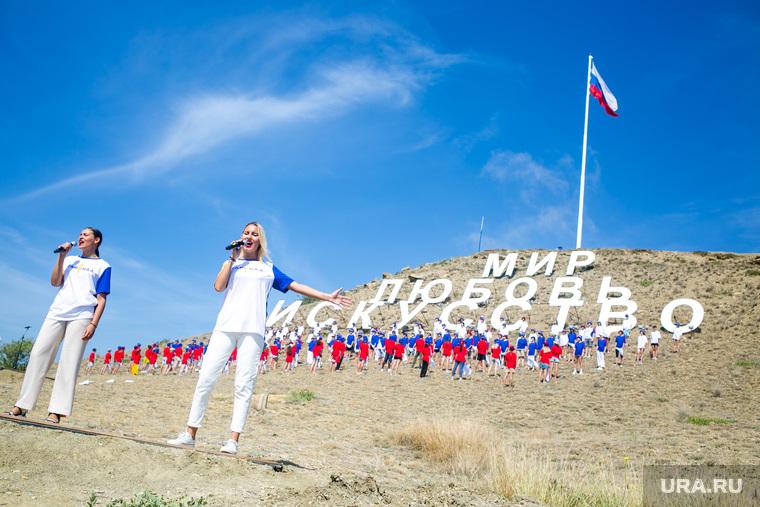 Фестиваль «Арт-Таврида», второй день. Республика Крым, Судак