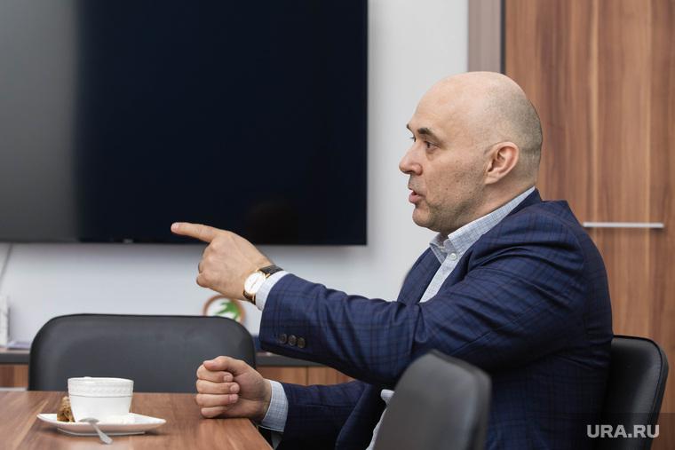 Интервью с Филатовым. Сургут