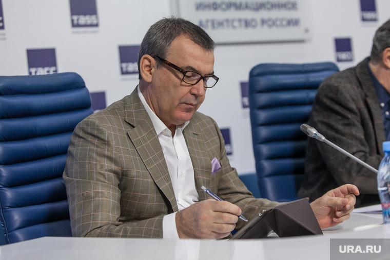 """Пресс-конференция ВЦИОМ  """"Рейтинг президента Путина В.В."""" Москва."""