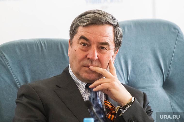 Алексей Варламов, писатель. Тюмень