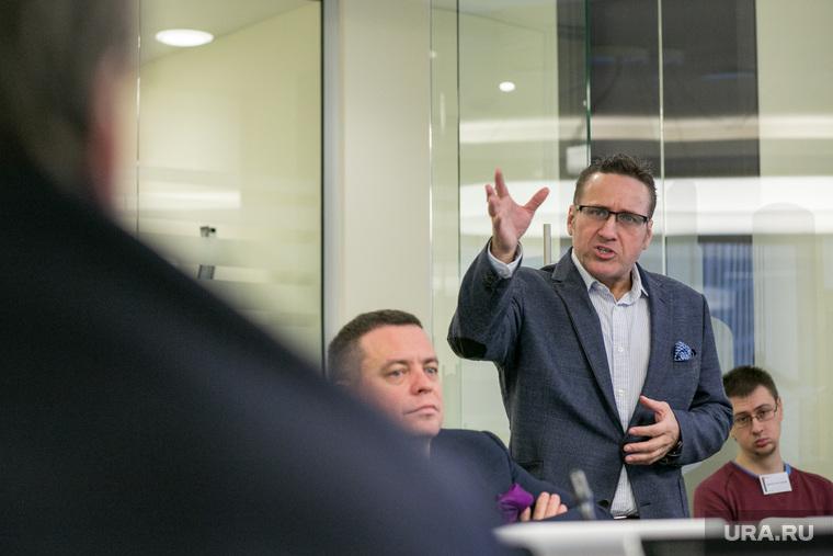 Дни ПиАр-2018 РАСО в Москве. Интервью с Евгением Минченко. Москва