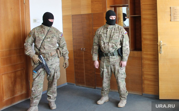 Обыски в администрации Карабаша. Челябинск