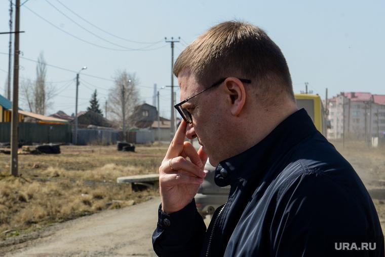 Поездка Алексея Текслера по дорогам и объектам Челябинска. Челябинск