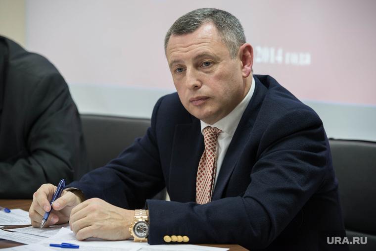 Заседание совета Общественной палаты СО по реформе МСУ. Екатеринбург