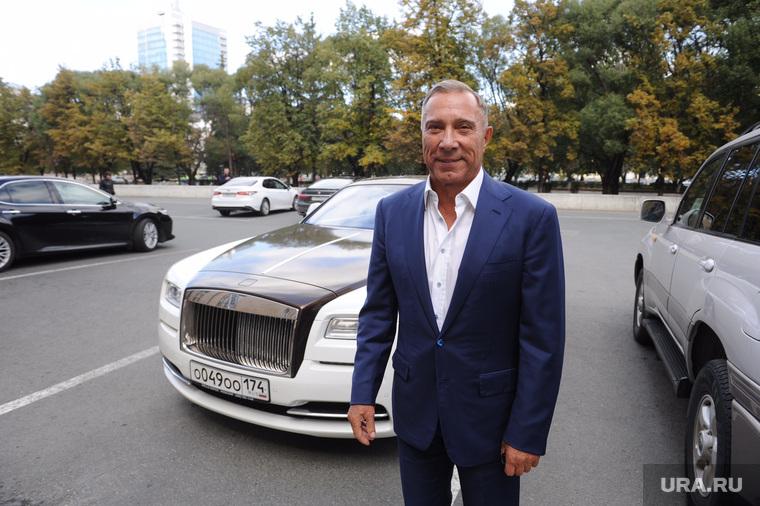 Александр Аристов, Роллс-Ройс Rolls-Royce. Челябинск