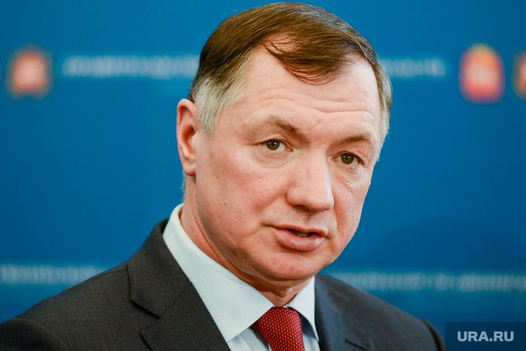 Пресс-подход Марата Хуснуллина. Челябинск