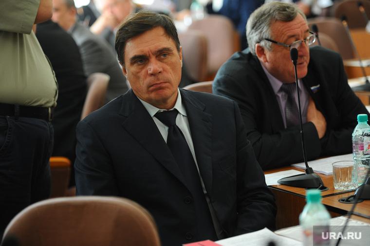 Челябинская городская дума. Депутаты