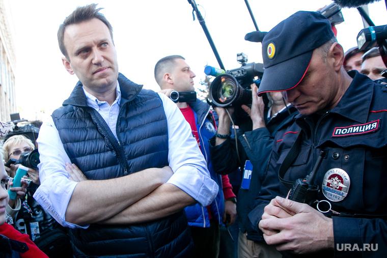 Навальный Алексей. Москва