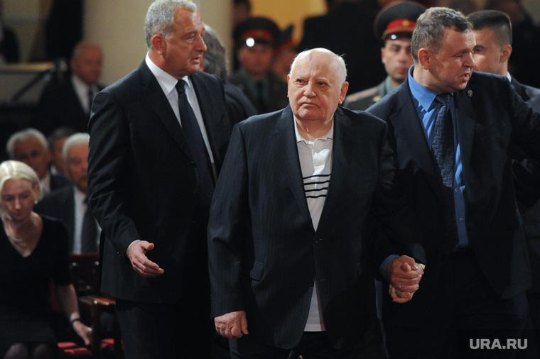Прощание с Евгением Примаковым. Москва