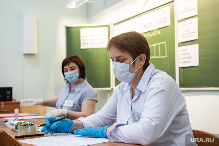 Пробный экзамен в рамках основного периода ЕГЭ в лицее №88. Екатеринбург