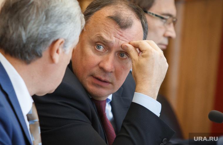 Заседание правительства с Куйвашевым. Екатеринбург