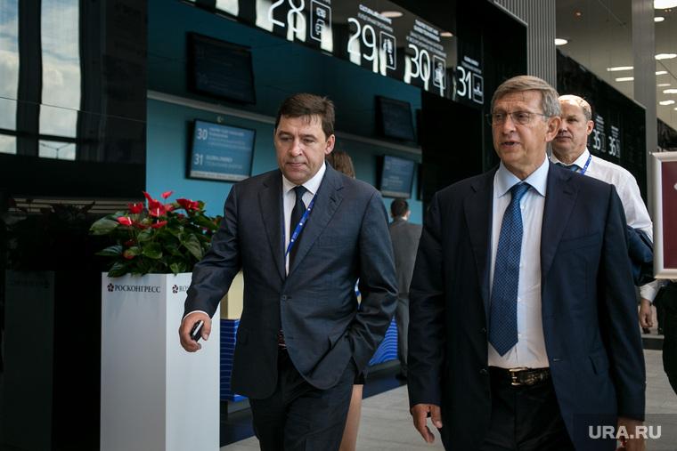 Петербургский международный экономический форум. Второй день. Санкт-Петербург