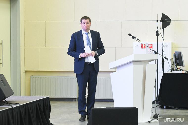 Совещание по молодёжной политике с Николаем Цукановым. Екатеринбург
