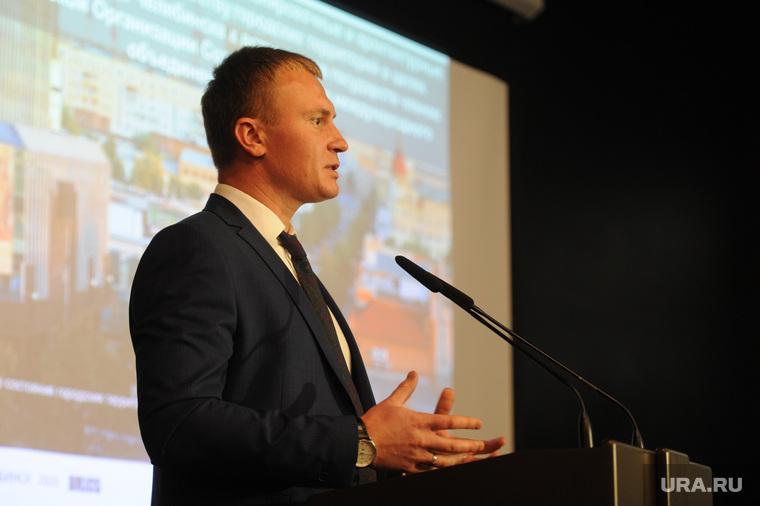Презентацию итогов первого «исследовательского» этапа концепции благоустройства города Челябинска