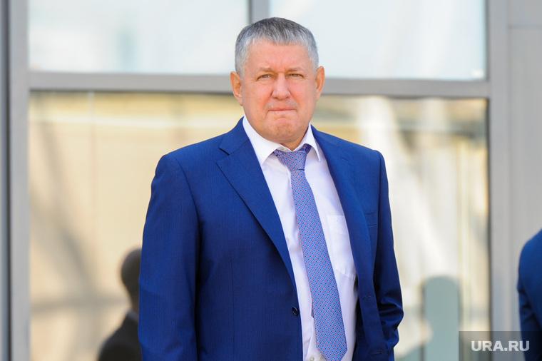 Алексей Текслер на открытии спортивного комплекса «Динамо». Челябинск