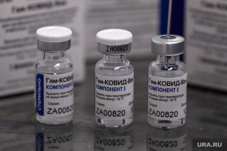 Вакцинация от коронавирусной инфекции вакциной Спутник V (Гам-КОВИД-Вак). Москва