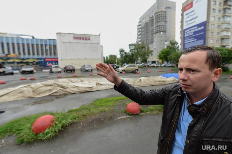 Выездное совещание  по соблюдению требований техники безопасностипри эксплуатации детских аттракционов. Челябинск