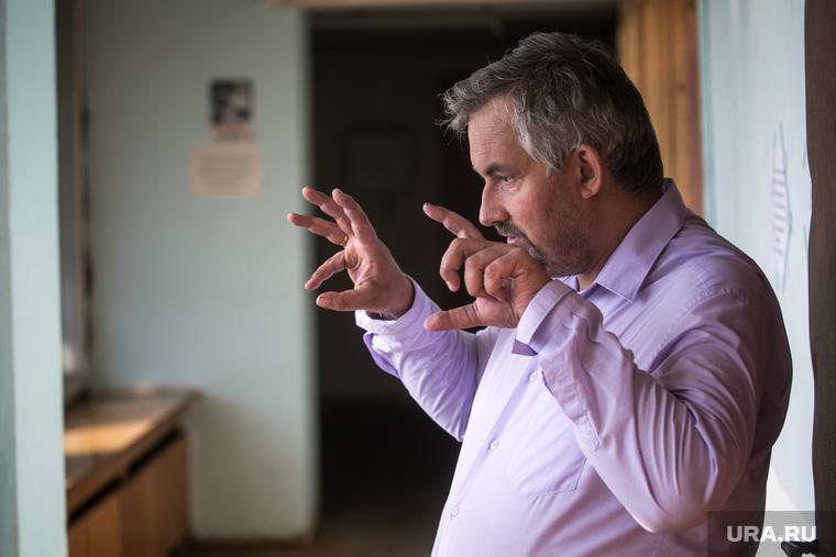 Дмитрий Белоусов, интервью. Москва