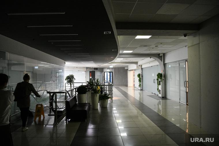 Торговый центр Гермес Плаза. Екатеринбург
