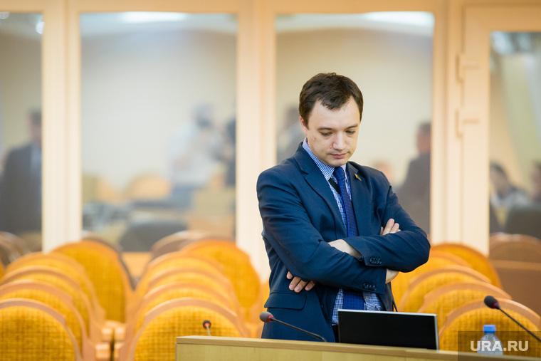 Депутатские слушания в Думе города. Сургут