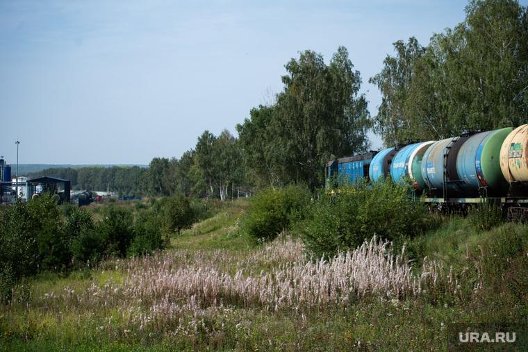 Индустриальный парк «ЕКАД Южный». Екатеринбург